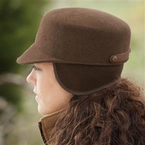 Womans-wool-felt-cap-Beretta_USA