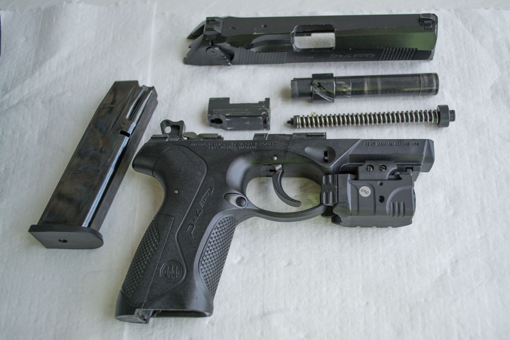 Beretta_Px4_Cleaning-6