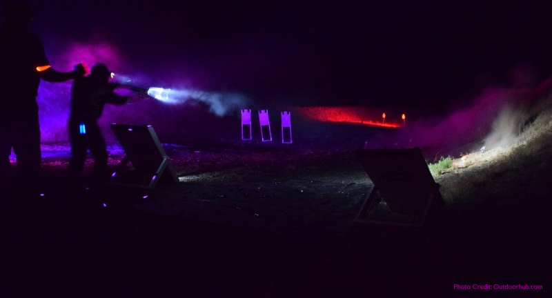 Beretta-1301-at-night