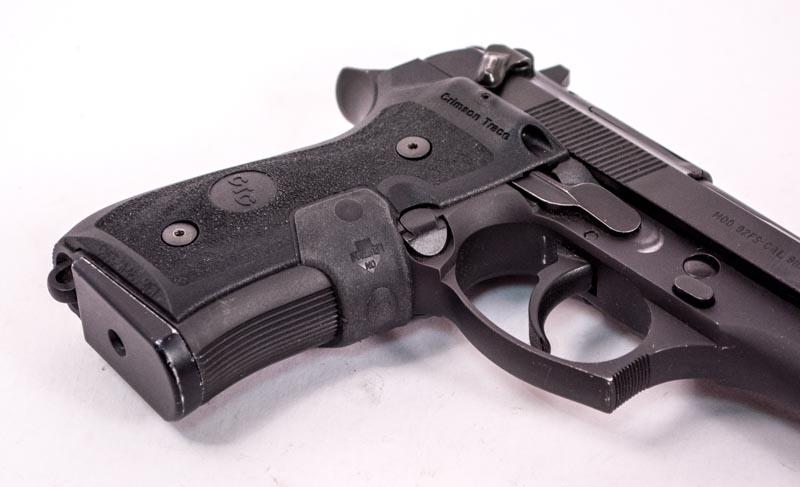 Handgun Laser Myths    Busted!
