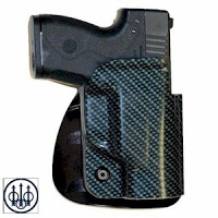 Beretta Nano in holster