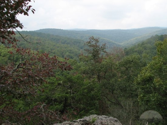 ozark mountains foss