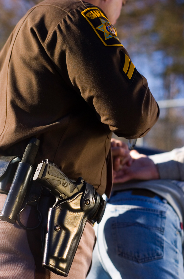 Use of firearms for defense