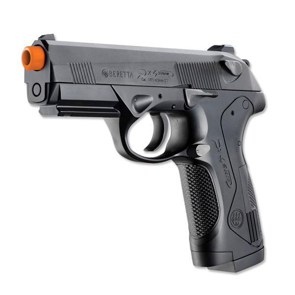 How do you recognize a fake gun?