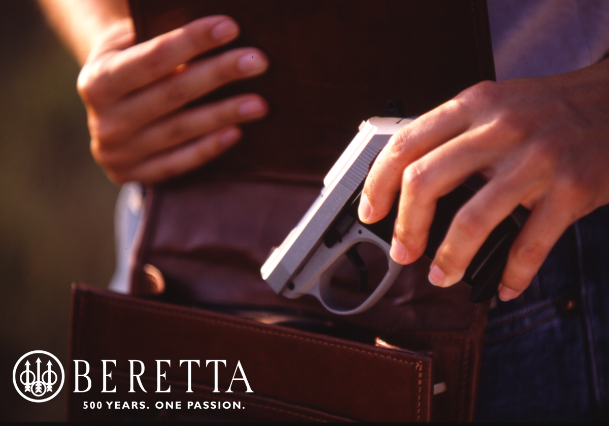 Beretta Tomcat for conceal carry