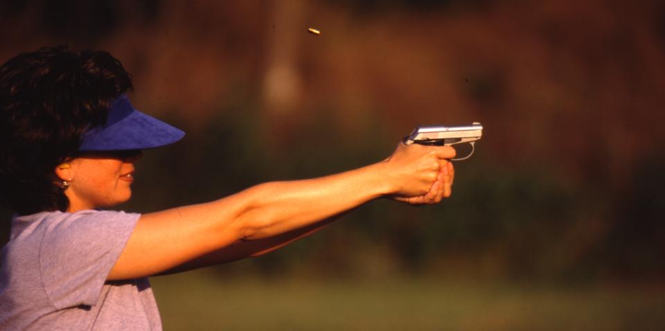 Woman-Shooting