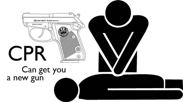 How to get a new gun