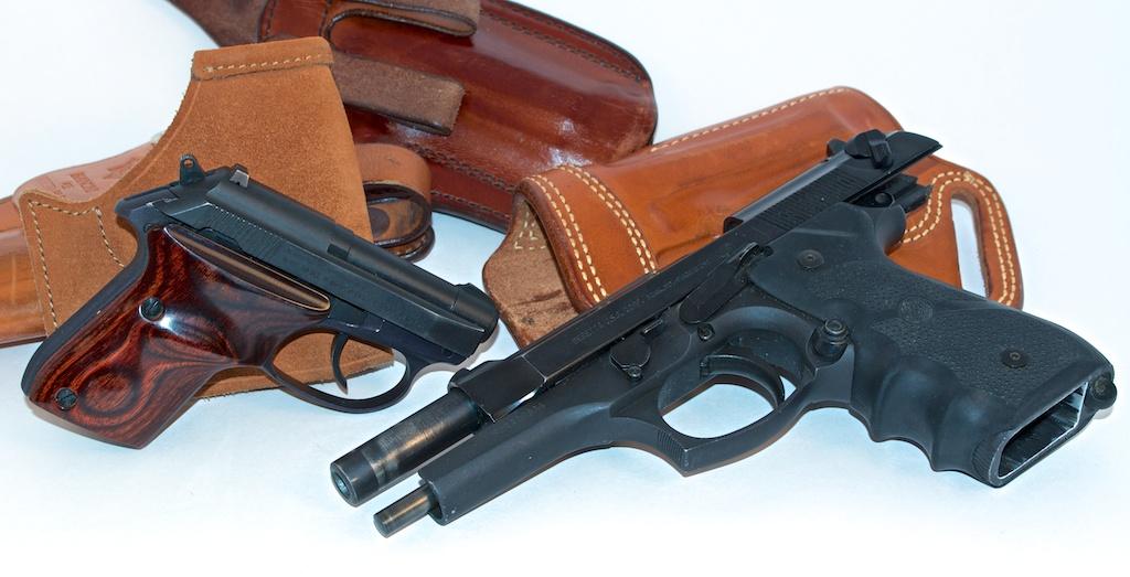 customizing your beretta handguns why not