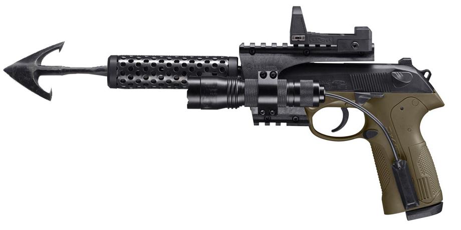 Tricked-Gun