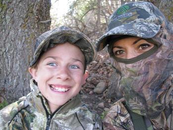 Beretta-Turkey-Hunting-with-Kids