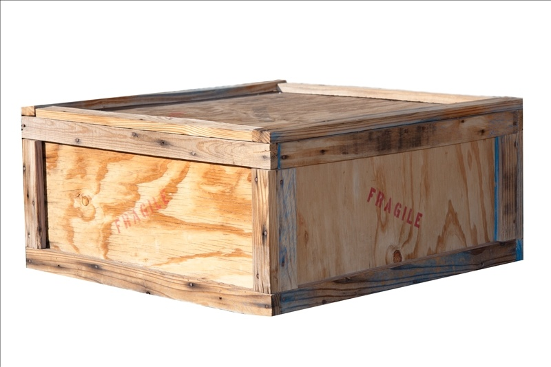 Wooden-Shipping-Box