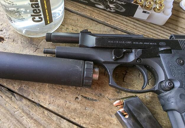How To Add a Suppressor to Your Beretta Pistol