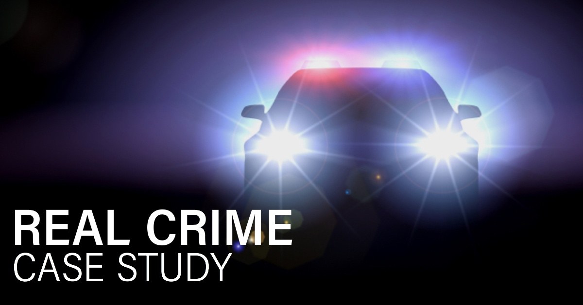 Real Crime Case Study