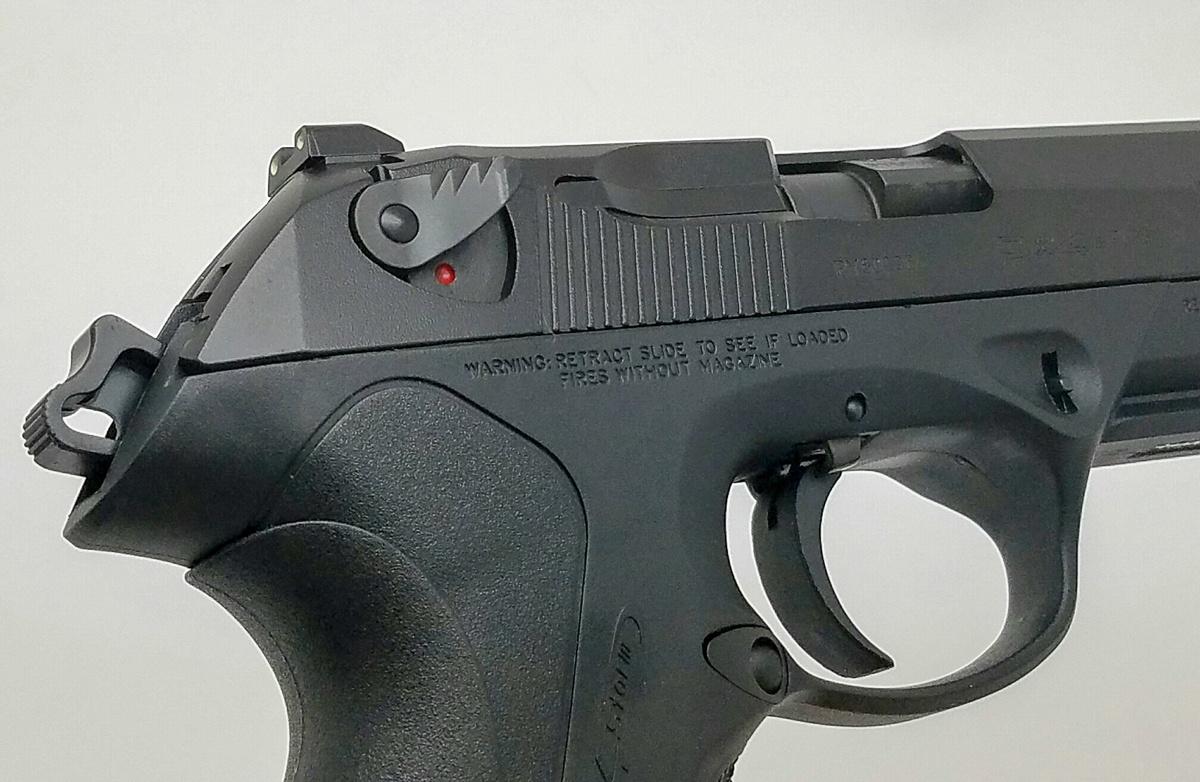 handgun 2 strike capability