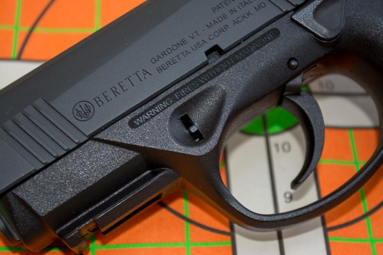 Beretta PX4 Compact Carry Pistol