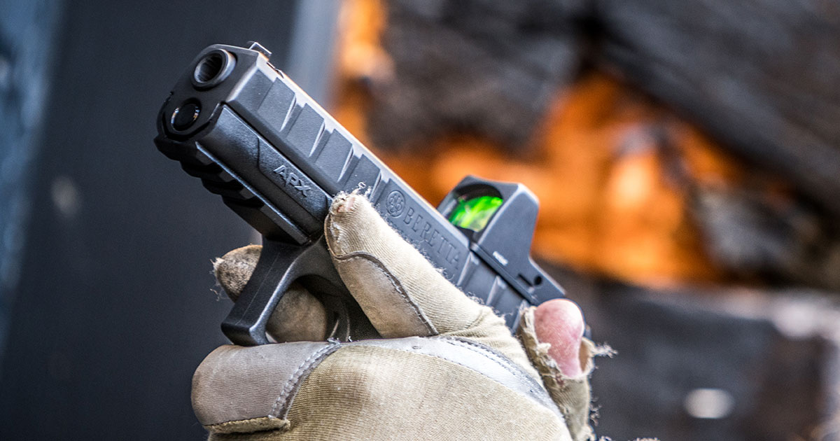benefits-of-optics-on-handgun
