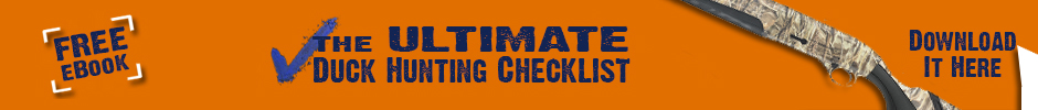 Download the Duck Hunting Checklist