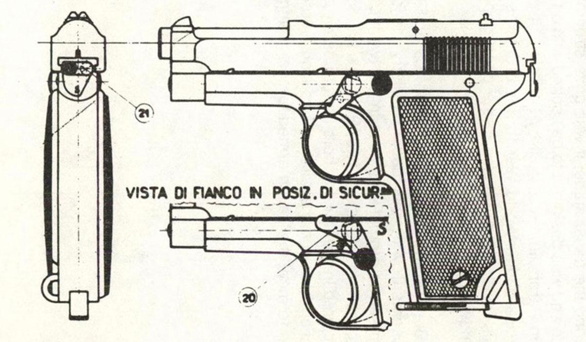 Beretta 1915 2