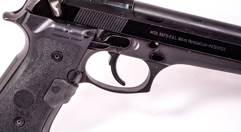 Beretta-92-trigger
