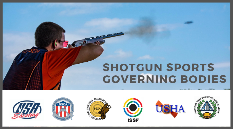 Shotgun Sports Governing Bodies